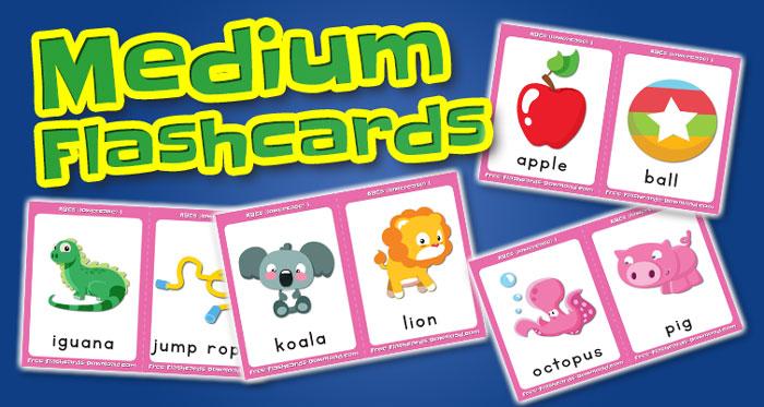 lowercase alphabet medium flashcards pics